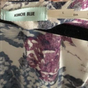 Kimchi Blue Dresses - Kimchi Blue floral romper